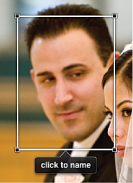 Image of Faces positioning box
