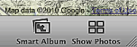 Image of Show Photos button in Places view