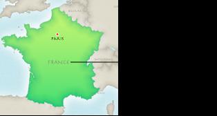 Bölge metni içeren bir haritanın görüntüsü