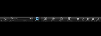 """""""全屏幕""""工具栏的图像"""