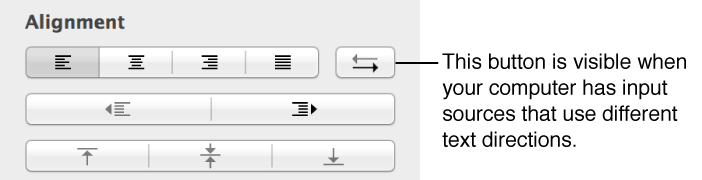 Bidirectional button