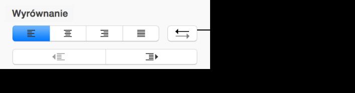 Przycisk dwukierunkowy