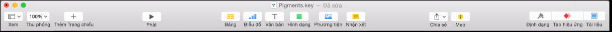 Cửa sổ chính với trình kiểm tra định dạng được mở