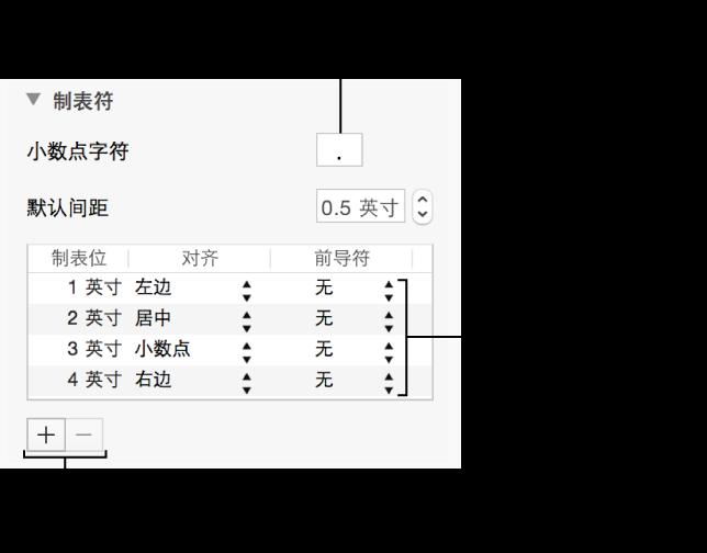 """""""样式""""面板打开并显示颜色控制和文本格式化选项的""""格式""""检查器。"""