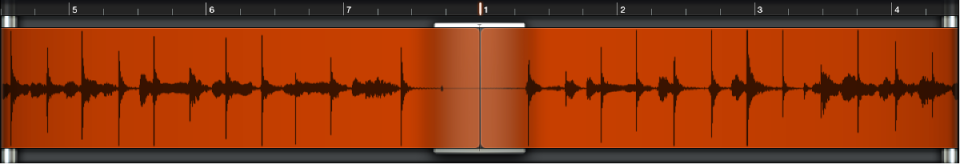 Figure. Waveform display.