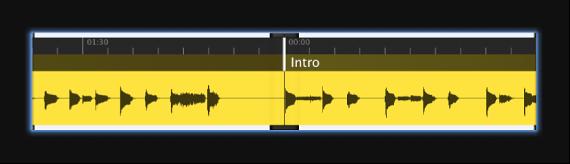图。 波形屏幕控制,显示音频波形。