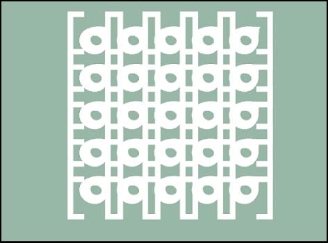 Canvas mit Replikator aus zwei Quellenebenen.