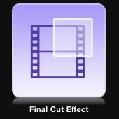 Final Cut-Effekt-Symbol in der Projektübersicht