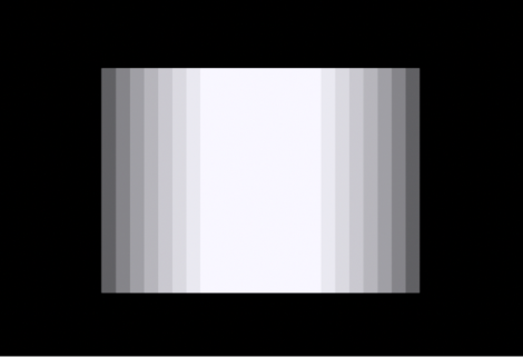 Canvas window showing Motion Blur with increased Shutter Angle