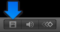 Show/Hide Timeline button