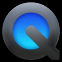 ไอคอนเครื่องเล่น QuickTime