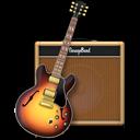 Іконка програми GarageBand