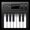 Іконка Конфігуратора Audio MIDI