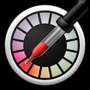 Biểu tượng Đồng hồ đo Giá trị màu Số