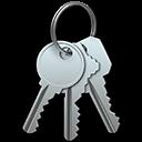 Biểu tượng Truy cập Chuỗi khóa
