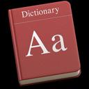 """""""词典""""图标"""