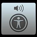 """VoiceOver 实用工具""图标"