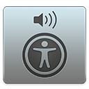「VoiceOver 工具程式」圖像