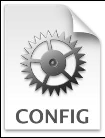 Configuration profile icon