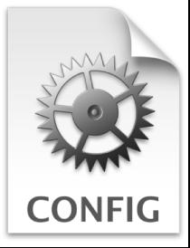構成プロファイルのアイコン