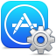 App configuration settings icon