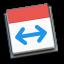 Calendar settings icon