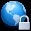 Domains settings icon