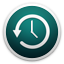 Time Machine settings icon