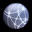Symbool voor netwerkinstellingen