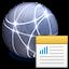 Symbool voor instellingen voor netwerkgebruiksregels