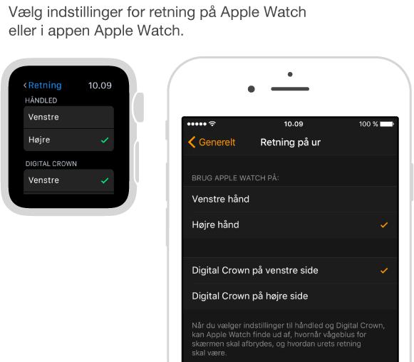 apps forkert sprog