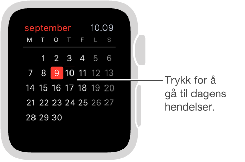 Dagen i dag kalender