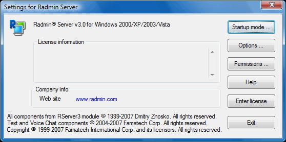 Radmin server 3. 4 license code free download | peatix.