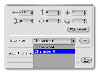 Example – Puppeteer (Character to Character) | iClone