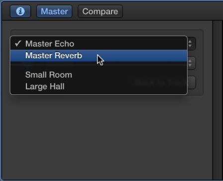 Add and edit effect plug-ins, GarageBand Help